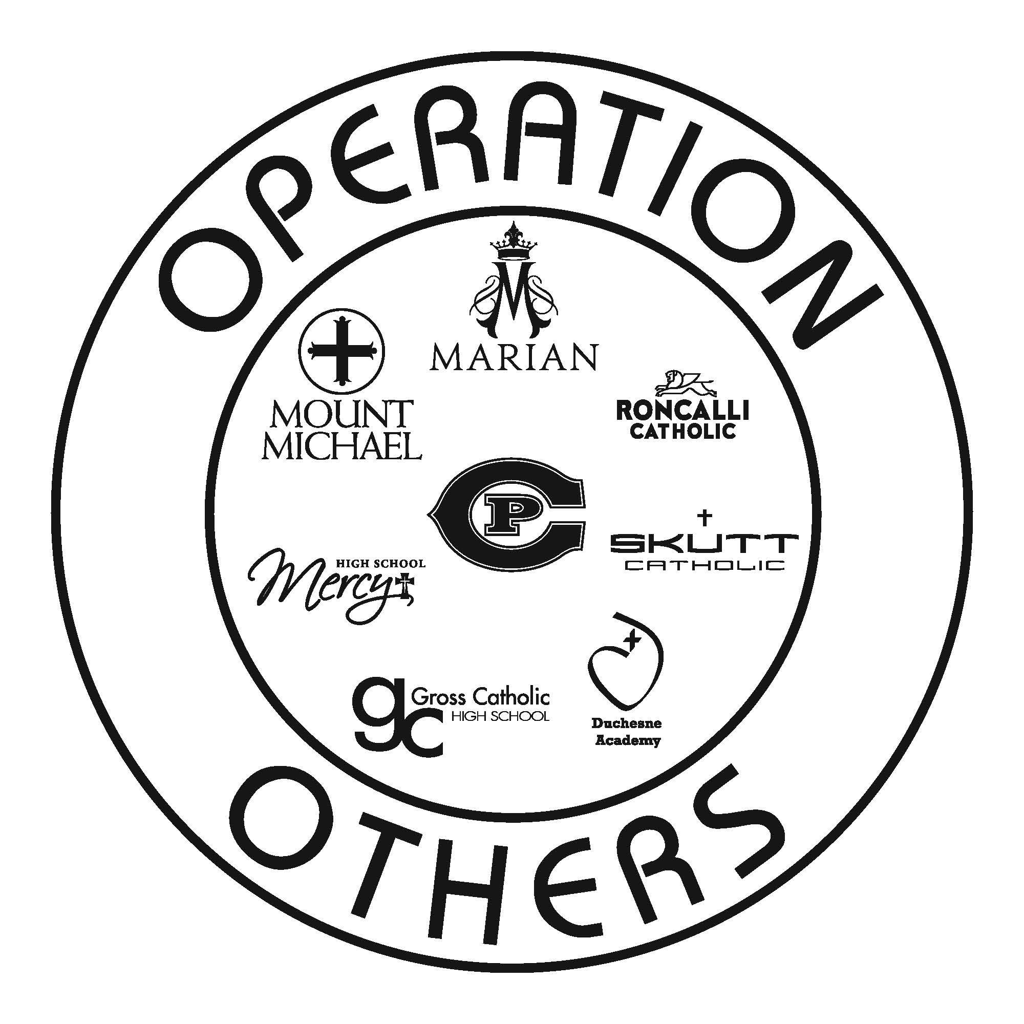 Operation Others Logo Black