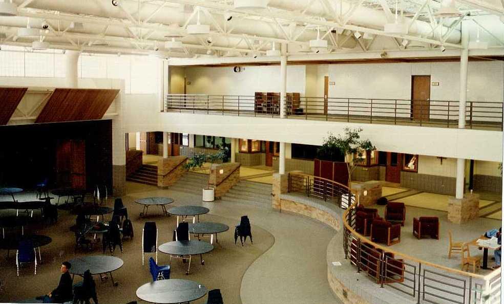 Fr. Henry L.Sullivan Center, S.J.