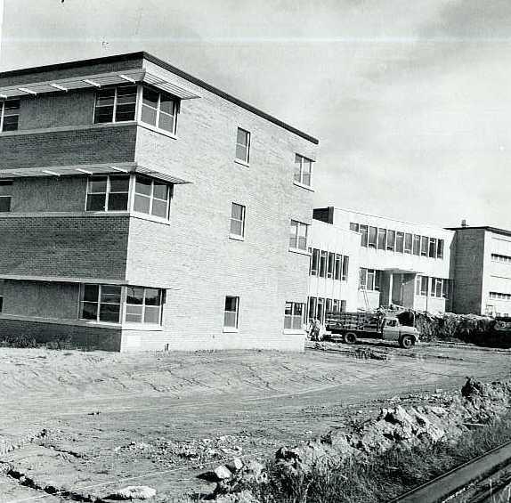 Creighton Prep Jesuit Residence 1961